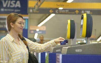 Estudio de Visa indica que 9 de cada 10 pasajeros en el mundo esperan opciones de pago sin contacto