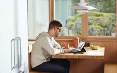 Microsoft anuncia innovaciones para reuniones híbridas más inclusivas
