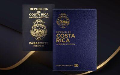 Costa Rica contará con pasaporte biométrico en 2022