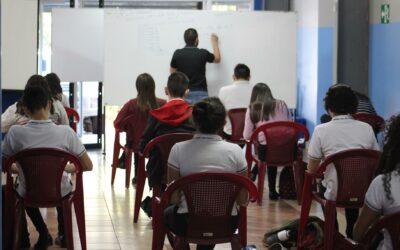 Programa impulsa a los beneficiarios de las obras salesianas de Costa Rica