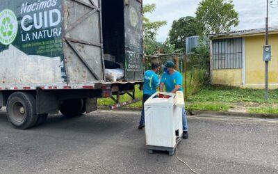 Costa Rica avanza en políticas públicas para la gestión de sus residuos de aparatos eléctricos y electrónicos