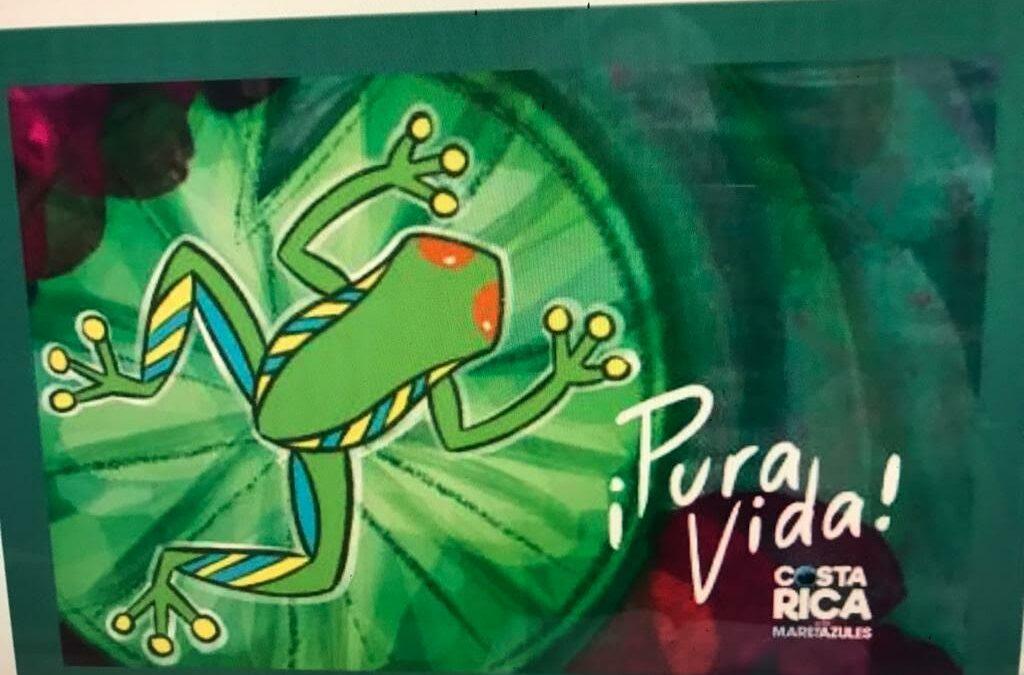 Ilustraciones de Costa Rica realzan el significado y la belleza del ¡Pura Vida! en celebración del Bicentenario