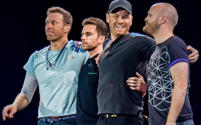 Coldplay iniciará en Costa Rica una gira mundial «sostenible» para 2022