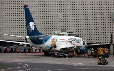Aeroméxico contempla plan de reestructuración con nuevos inversionistas