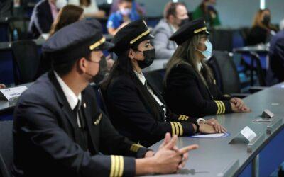Copa Airlines se une a una iniciativa para elevar la presencia de mujeres en la industria aérea