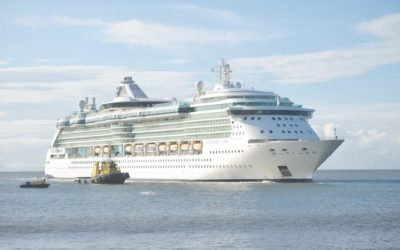 Costa Rica: Puntarenas celebra llegada del primer gran crucero de la temporada
