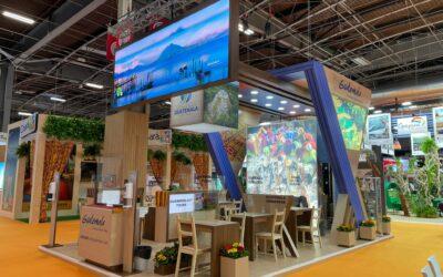 Guatemala participa en feria internacional de turismo en Francia, Top Resa