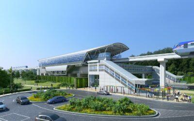 Panamá: Inicia la construcción de la primera estación de la Línea 3 del Metro, en Ciudad del Futuro