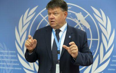 Se avecina una nueva crisis global, la del acceso y los peligros del agua, según OMM