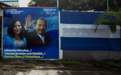 Ortega se encamina a una nueva reelección con sus principales rivales detenidos